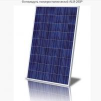 Фотоэлектрический модуль Altek Солнечная панель ALM-310P